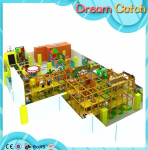 Hot Sale Cheap Large Commercial Used Playground for Kids and Adults pictures & photos