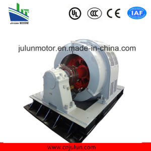 Large-Sized High Voltage Wound Rotor Slip Ring 3-Phase Asynchronous AC Electrical Induction Motor Yr1000-8/1180-1000kw pictures & photos