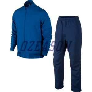 OEM Wholesale Plain Blank Men′s Sport Running / Jogging Suit (TJ014) pictures & photos