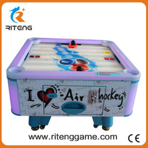 Amusement Park 2 Players electronic Classic Sport Air Hockey Table pictures & photos