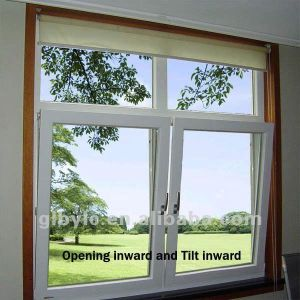 Australian Style Top Hung Window and Awning Window W/Fly Screen pictures & photos
