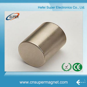 China Sintered Strong Disc Neodymium Iron Boron Magnet pictures & photos