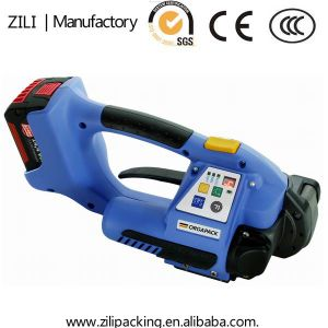 Packing Clothing Bale Tool Electric Strapping Machine pictures & photos