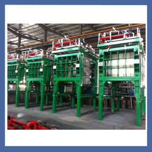 New Automatic EPS Foam Machine EPS Shape Moulding Machine pictures & photos