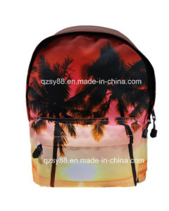 Palm Backbag School Bags in Leisure Style
