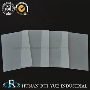 Electrical Insulation / Al2O3 Alumina Ceramic Substrate pictures & photos