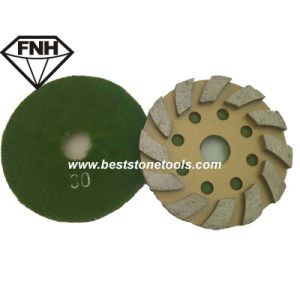 Concrete Grinding Metal Pad for Polishing Stone Tools pictures & photos