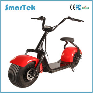 Smartek Smart Citycoco 800W Motor Gyropode Harley Electric Scooter Hoverboard Segboard Patinete for Factory Direct S-H800 pictures & photos