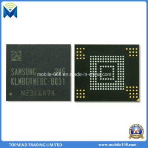 Flash IC for Samsung Galaxy S4 Gt-I9500 Emmc IC Klmbg4webc-B031 pictures & photos