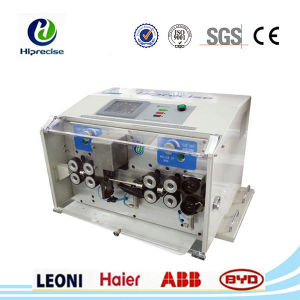 High Precision Wire Cable Cutting Stripping Machine for Sale pictures & photos