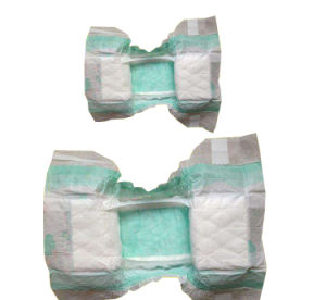 Designer Baby Diaper with High Absorption for Baby Nappies and Goods pictures & photos