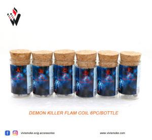 2017 Vivismoke New Released Wholesale Demon Killer Flam Coil