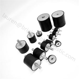 Rubber Shock Absorber Spring Customized with High Quality pictures & photos