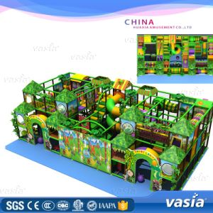 2017 Commercial Indoor Playground Naughty for Children pictures & photos