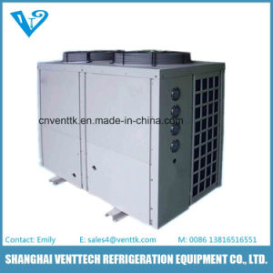 Low Temperature Evi Air to Water Heat Pump pictures & photos