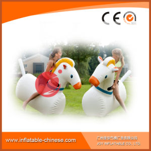 2017 Inflatable Pony Toy for Riding T14-001 pictures & photos