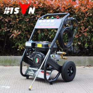 Bison 180 Bar Jet Power Gasoline Land High Pressure Washer pictures & photos