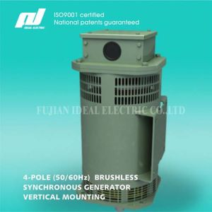 4-Pole Vertical-Mounting Brushless Generators (Alternators) pictures & photos