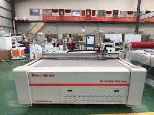 Automatic Conveyor Car Foot Door Mat Oscillation Knife Cutting Plotter Machine Supplier pictures & photos