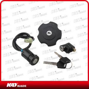Motorcycle Spare Part Motorcycle Lock Set for Gxt200 pictures & photos