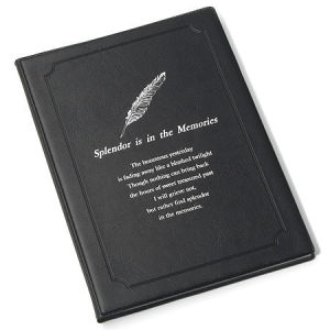 Customized Logo Embossed Stationery Hardcover Notebook pictures & photos