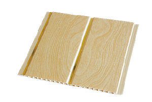 200*7mm PVC Ceiling Panel PVC Panel Ceiling Panel Wooden Color pictures & photos