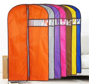 Wholesale Garment Export Companies/ Suit Cover/Suit Cover (MECO4 77) pictures & photos