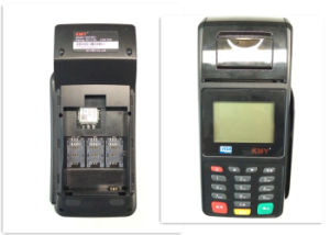 Mobile EMV/PCI Handheld Payment POS Terminal for Electronic Money Transfer pictures & photos