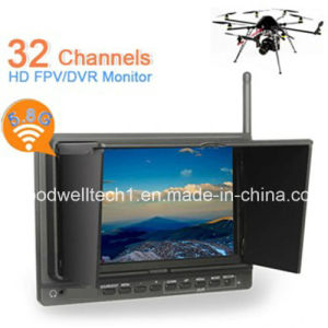 7 Inch Wireless Monitor with DVR pictures & photos