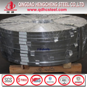 Z275 Zero Spangle Hot DIP Galvanized Steel Strip pictures & photos