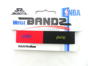 Red and Black Fashion Custom Elastic Bands pictures & photos