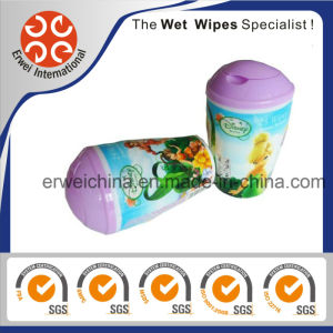 25PCS Baby Wipes in Canister, Baby Wet Towels, Canister Baby Wet Tissues pictures & photos