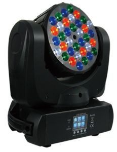 DJ Equipment 36 3W RGBW LED Moving Head Beam Light pictures & photos
