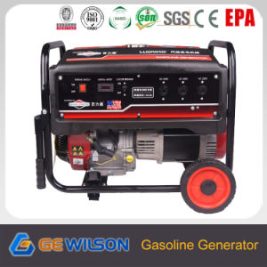 6.5kw High Quality Gasoline Generator with Electric Start pictures & photos