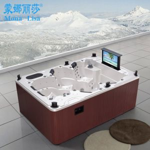Large 6+ Person PRO-Environment Hot SPA Tub with Jacuzzi pictures & photos