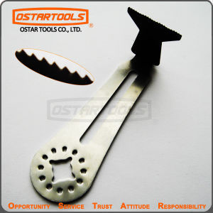 Ostar 90 Degree Bi-Metal Oscillating Blade Fits for Power Tools pictures & photos