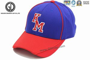 Polyester Custom Baseball Caps with Embroidery pictures & photos