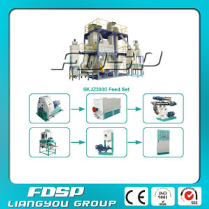 Low Consumption Complete Animal Feed Production Plant Poultry Feed Project pictures & photos