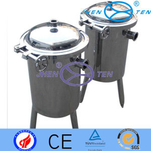 Ss316L Stainless Steel Basket Filter for Food Beverage pictures & photos