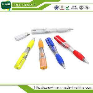 Promotion Gift 2GB Pen Drive Custom Logo Pen USB Flash pictures & photos