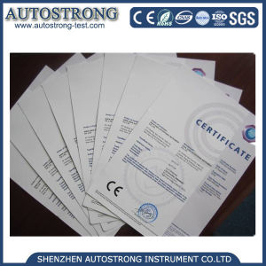 Autostrong Test Equipment Glow Wire Flammability Test /Testing Machine pictures & photos