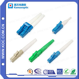 LC Fiber Optic Cable for FTTH Connection pictures & photos
