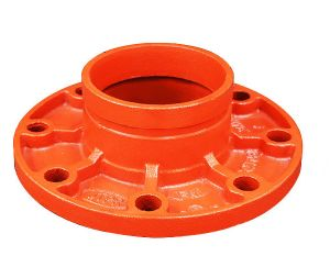 UL FM Ductile Iron Grooved Fire Fighting Pipe Fitting pictures & photos
