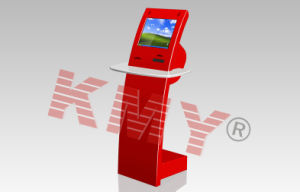 High Quality Healthcare Kiosk with Saw Touch Screen and Space-Saving Design pictures & photos
