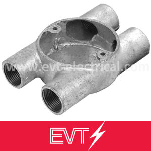 Malleable Iron Conduit Box 4 Way Intersection pictures & photos