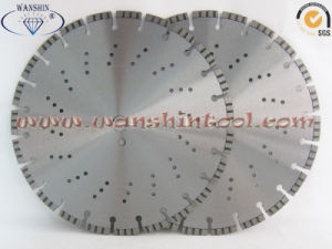 Fast Cutting Turbo Diamond Saw Blade for Reinforced Concrete pictures & photos
