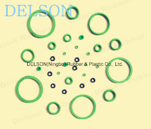 O-Ring/Rubber Ring/Oil Seals/Gasket/Washer/Rubber Parts Viton O Rings pictures & photos