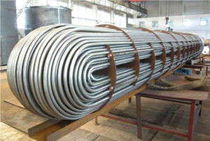 Stainless Steel Seamless U Tube, Heat Exchanger U Bend Tubes pictures & photos