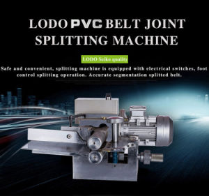 Holo Ply Splitting Machine for PU PVC Rubber Conveyor Belt pictures & photos