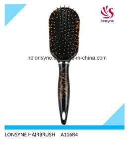 Popular Hairbrush with Black Cushion